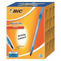 Bigpoint - Bic Round Stick Tükenmez Kalem 60 Adet
