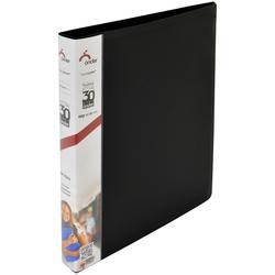 Bigpoint - Binbirtoner 1102 A4 2 Halkalı 2 cm Tanıtım Klasörü Siyah