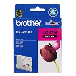 Brother - Brother LC37-LC970 Kırmızı Orjinal Kartuş