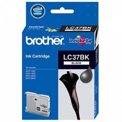 Brother - Brother LC37-LC970 Siyah Orjinal Kartuş