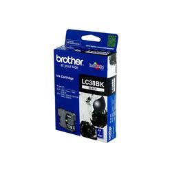 Brother - Brother LC38-LC980 Siyah Orjinal Kartuş