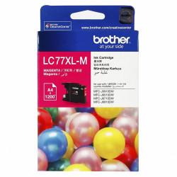 Brother - Brother LC77XL Kırmızı Orjinal Kartuş