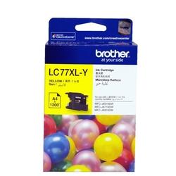 Brother - Brother LC77XL Sarı Orjinal Kartuş