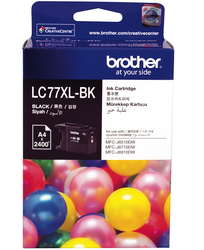 Brother - Brother LC77XL Siyah Orjinal Kartuş