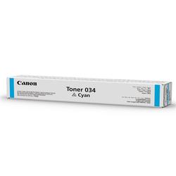Canon - Canon C-EXV-034 Mavi Orjinal Fotokopi Toneri