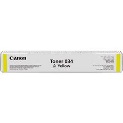 Canon - Canon C-EXV-034 Sarı Orjinal Fotokopi Toneri