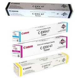 Canon - Canon C-EXV-47 Orjinal Fotokopi Toneri Seti