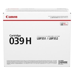 Canon - Canon CRG-039H Orjinal Toner Yüksek Kapasiteli