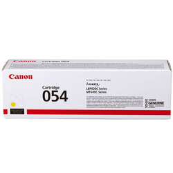 Canon - Canon CRG-054 Sarı Orjinal Toner