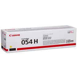 Canon - Canon CRG-054H Sarı Orjinal Toner Yüksek Kapasiteli