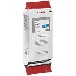 Canon - Canon PFI-207C Mavi Orjinal Kartuş