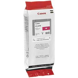 Canon - Canon PFI-207M Kırmızı Orjinal Kartuş