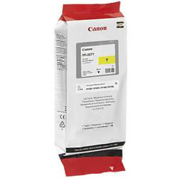 Canon - Canon PFI-207Y Sarı Orjinal Kartuş