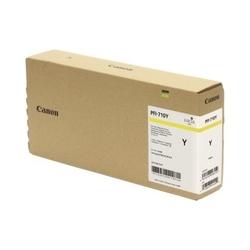 Canon - Canon PFI-710Y Sarı Orjinal Kartuş