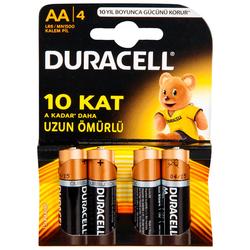 Bigpoint - Duracell Alkalin AA Kalem Pil 4'lü Paket