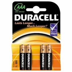 Bigpoint - Duracell Alkalin AAA İnce Kalem Pil 4'lü Paket