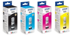 Epson - Epson 103 EcoTank Mürekkep Seti