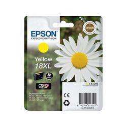 Epson - Epson 18XL-T1814-C13T18144020 Sarı Orjinal Kartuş