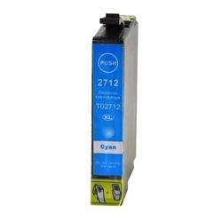 Epson - Epson 27XL-T2712-C13T27124020 Mavi Muadil Kartuş Yüksek Kapasiteli