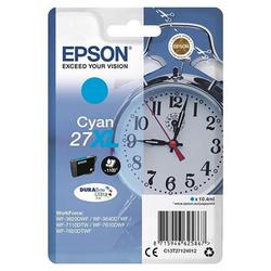 Epson - Epson 27XL-T2712-C13T27124020 Orjinal Mavi Kartuş