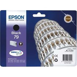 Epson - Epson 79-T7911-C13T79114010 Siyah Orjinal Kartuş