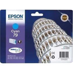 Epson - Epson 79-T7912-C13T79124010 Mavi Orjinal Kartuş