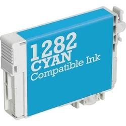 Epson - Epson T1282-C13T12824020 Mavi Muadil Kartuş