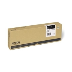 Epson - Epson T5911-C13T591100 Foto Siyah Orjinal Kartuş