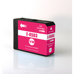 Epson - Epson T8503-C13T850300 Kırmızı Muadil Kartuş