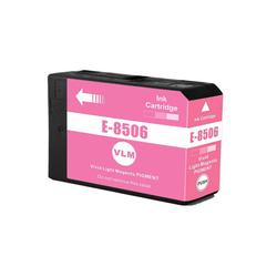 Epson - Epson T8506-C13T850600 Açık Kırmızı Muadil Kartuş