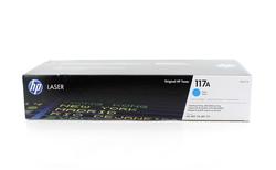 Hp - Hp 117A-W2071A Mavi Orjinal Toner