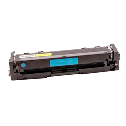 Hp - Hp 207X-W2211X Mavi Chipsiz Muadil Toner Yüksek Kapasiteli