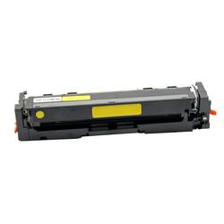Hp - Hp 207X-W2212X Sarı Chipsiz Muadil Toner Yüksek Kapasiteli