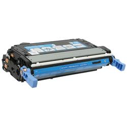 Hp - Hp 643A-Q5951A Mavi Muadil Toner