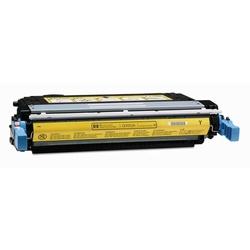 Hp - Hp 643A-Q5952A Sarı Muadil Toner