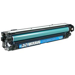 Hp - Hp 650A-CE271A Mavi Muadil Toner