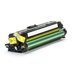 Hp - Hp 650A-CE272A Sarı Muadil Toner