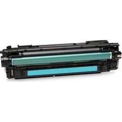 Hp - Hp 655A-CF451A Mavi Muadil Toner