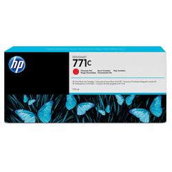 Hp - Hp 771c-B6Y08A Kromatik Kırmızı Orjinal Kartuş