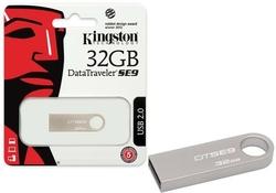 Bigpoint - Kingston Data Traveler Mini Metal 32 GB USB Bellek DTSE9H