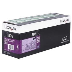 Lexmark 505 / MS310 / MS410 / MS510 / MS610 -50F5000 Orjinal Toner