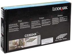 Lexmark - Lexmark C522-C53034X Orjinal Drum Ünitesi Kiti