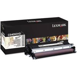 Lexmark - Lexmark C540-C540X31G Siyah Orjinal Developer Ünitesi