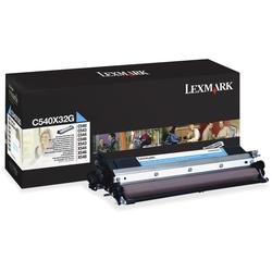 Lexmark - Lexmark C540-C540X32G Mavi Orjinal Developer Ünitesi
