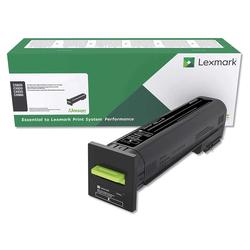Lexmark - Lexmark CS820-72K50K0 Siyah Orjinal Toner
