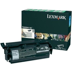 Lexmark - Lexmark T650 / T652 / T654 / T656 -T650H11E Orjinal Toner Yüksek Kapasiteli