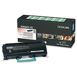 Lexmark - Lexmark X264 / X363 / X364 -X264H11G Orjinal Toner Yüksek Kapasiteli