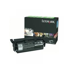 Lexmark - Lexmark X651-X651A11E Orjinal Toner