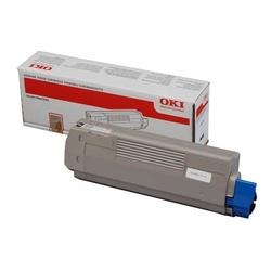 Oki - Oki C823-46471105 Sarı Orjinal Toner