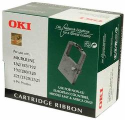 Oki - Oki ML182- ML 3320 01277701 Orjinal Şerit 16Lı Paket